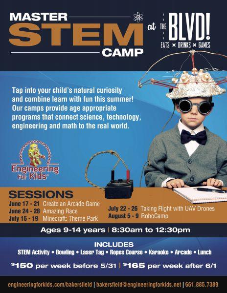 Master STEM Camp